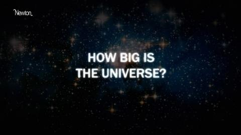 How Big Is The Universe Compared With A Grain Of Sand?